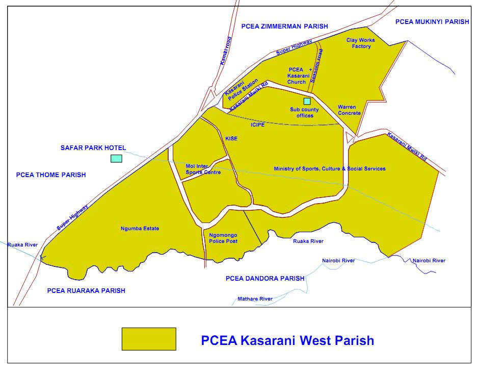 PCEA-Kasarani-West